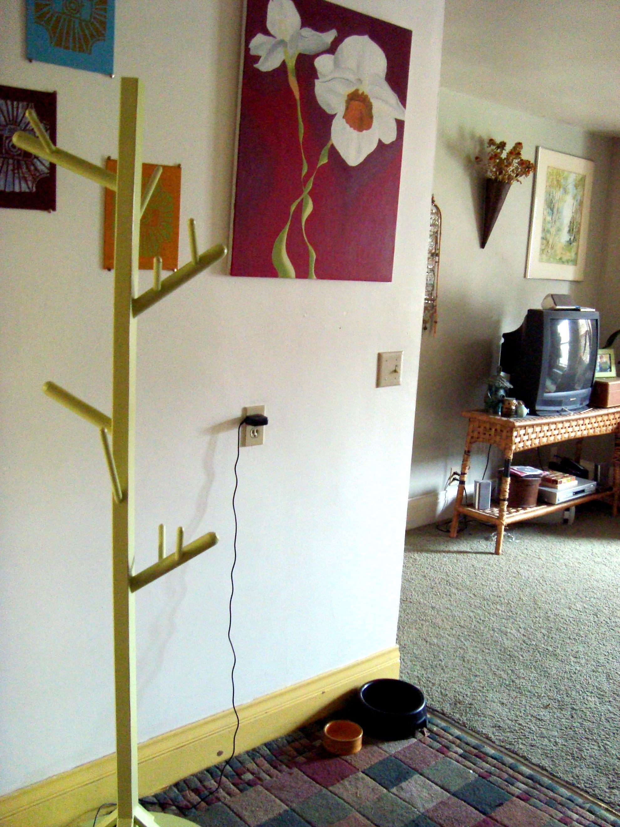 Best ideas about DIY Coat Racks . Save or Pin DIY Coat Rack Now.