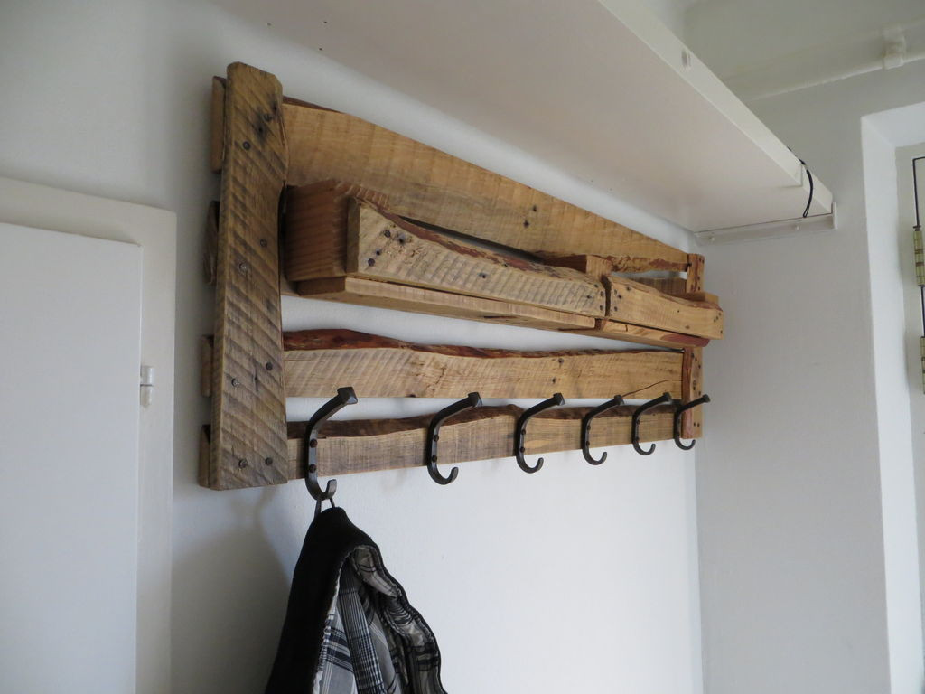 Best ideas about DIY Coat Racks . Save or Pin Interesting DIY Coat Racks to Use in Your Home Now.