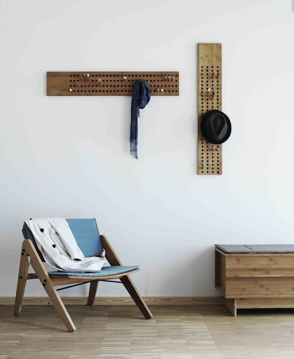 Best ideas about DIY Coat Racks . Save or Pin 12 Fabulous DIY Coat Rack Ideas Now.