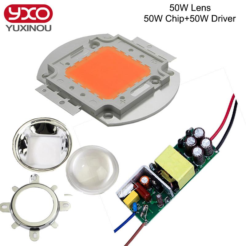 Best ideas about DIY Cob Led Grow Light . Save or Pin Led grow light kit DIY COB full spectrum grow light 50w Now.