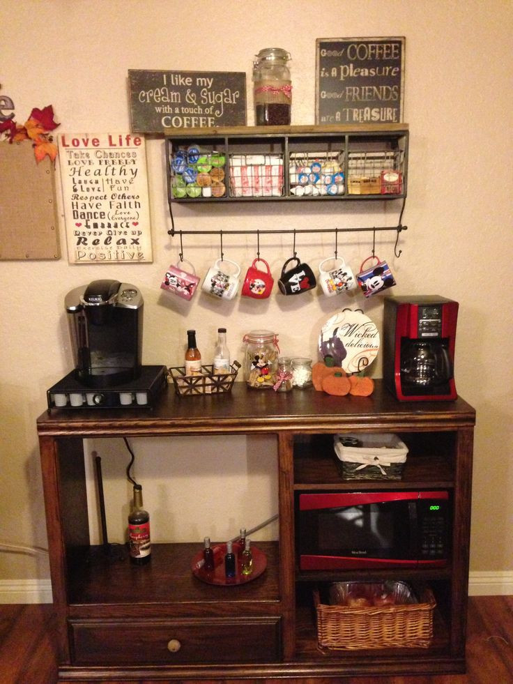 Best ideas about DIY Coffee Bars . Save or Pin 327 best Home Coffee Stations images on Pinterest Now.