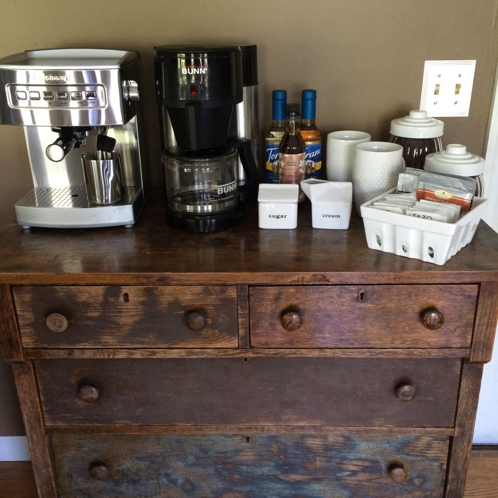 Best ideas about DIY Coffee Bars . Save or Pin DIY Coffee Bar at Home Now.