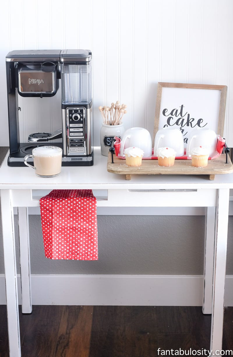 Best ideas about DIY Coffee Bars . Save or Pin DIY Coffee Bar Ideas for the Kitchen & Entertaining Now.