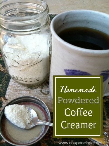 Best ideas about DIY Coffee Creamer . Save or Pin Homemade Powdered Coffee Creamer Save money by making Now.