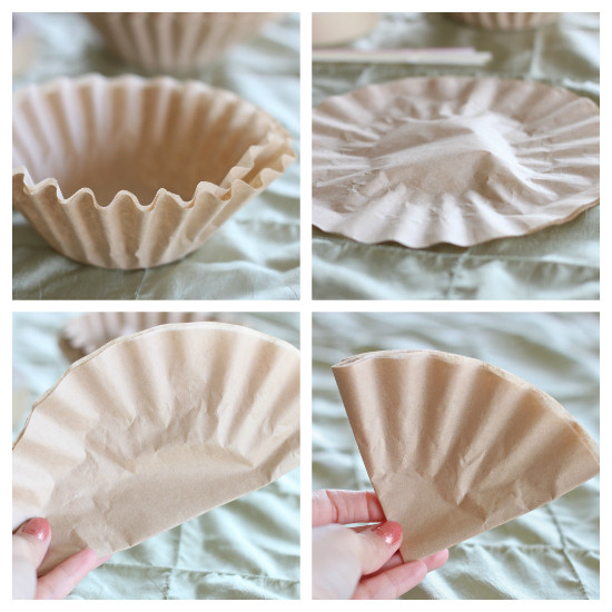 Best ideas about DIY Coffee Filter . Save or Pin DIY Coffee Filter Rose Tutorial Now.