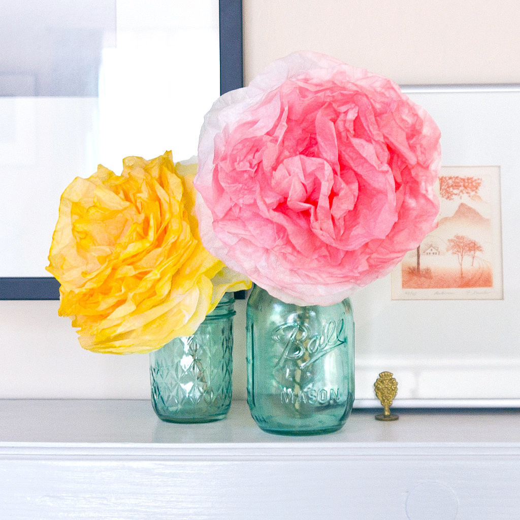 Best ideas about DIY Coffee Filter . Save or Pin DIY Coffee Filter Peonies Now.
