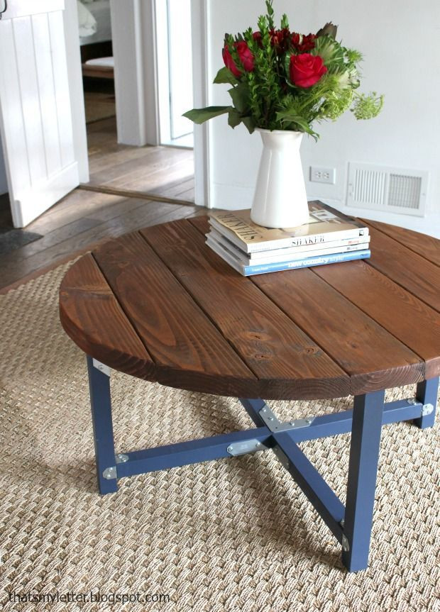 Best ideas about DIY Coffee Table Pinterest . Save or Pin 1000 ideas about Diy Coffee Table on Pinterest Now.