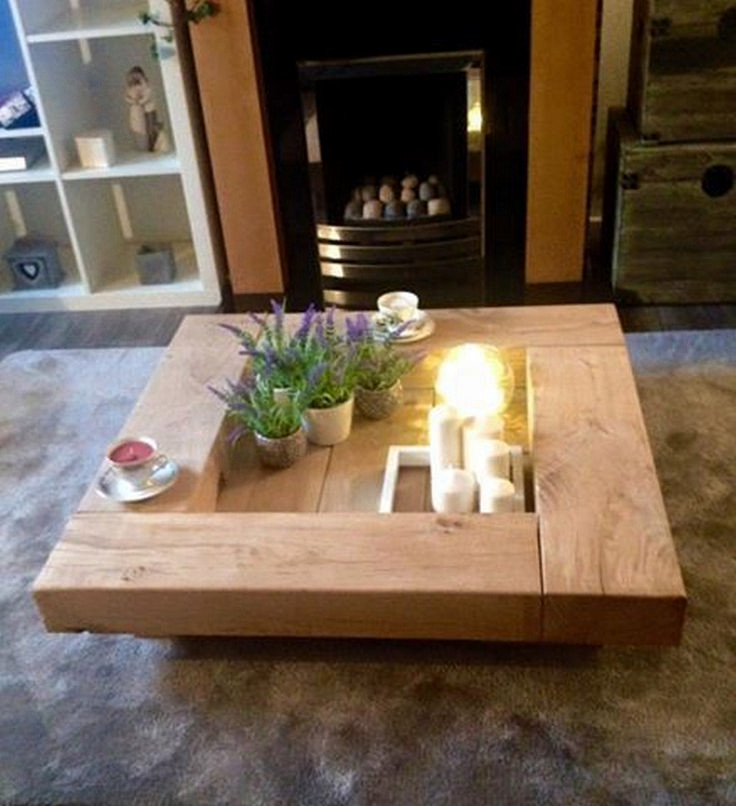 Best ideas about DIY Coffee Table Pinterest . Save or Pin Best 25 Diy coffee table ideas on Pinterest Now.