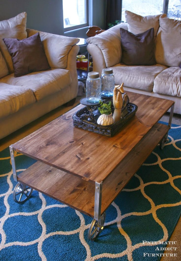 Best ideas about DIY Coffee Table Pinterest . Save or Pin 138 best Coffee Table DIY Inspiration images on Pinterest Now.