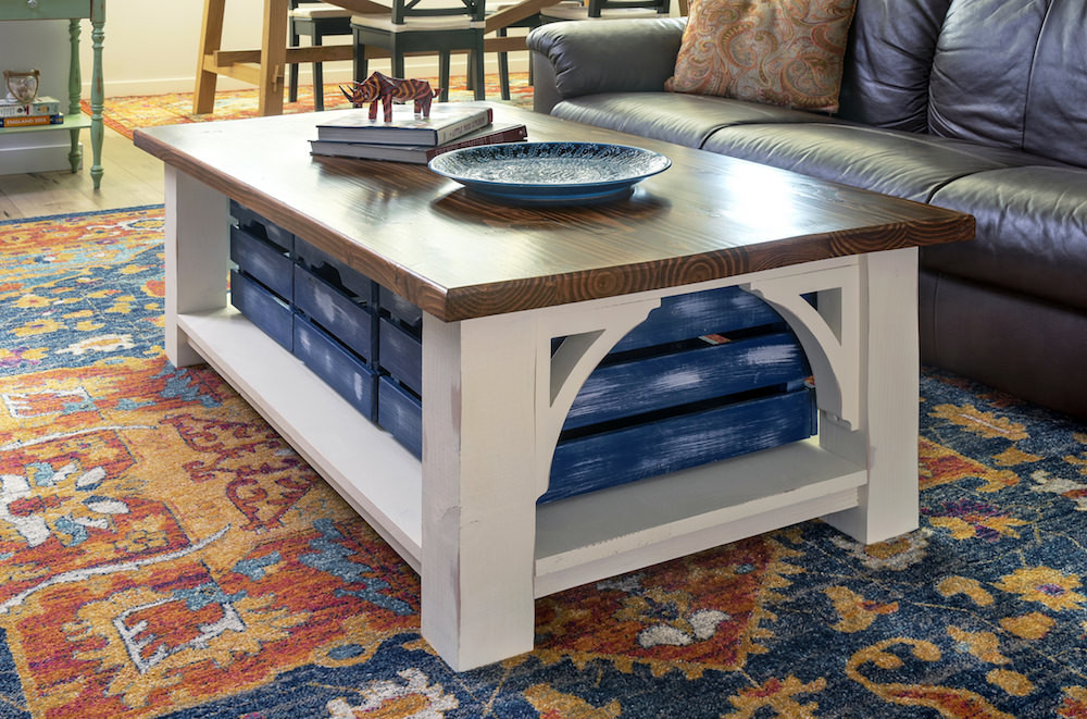Best ideas about DIY Coffee Tables With Storage . Save or Pin Sew a DIY Tote from a Tea Towel in Less Than an Hour DIY Now.