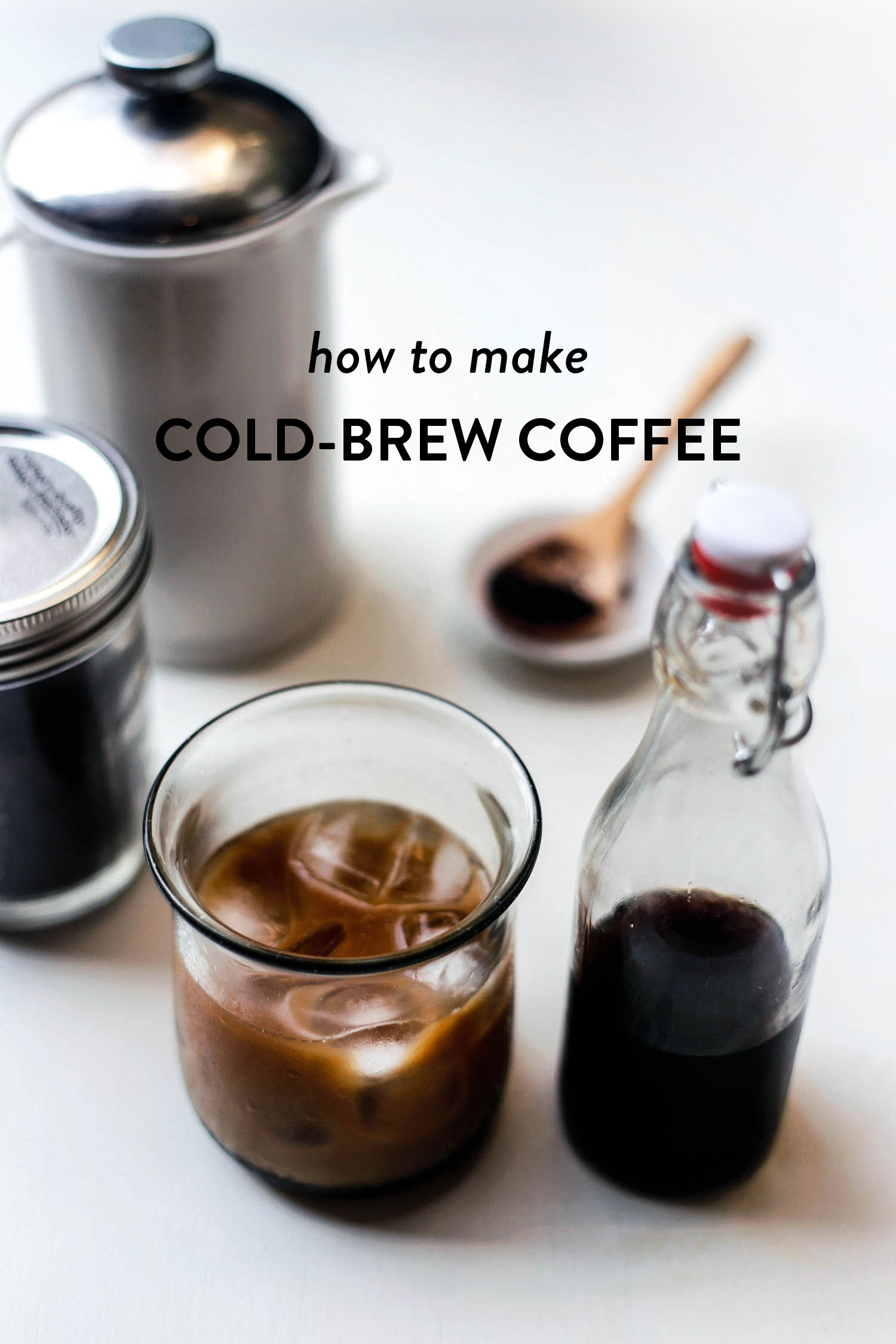 Best ideas about DIY Cold Brew Coffee . Save or Pin Easy and Delicious Homemade Cold Brew Coffee Little Now.