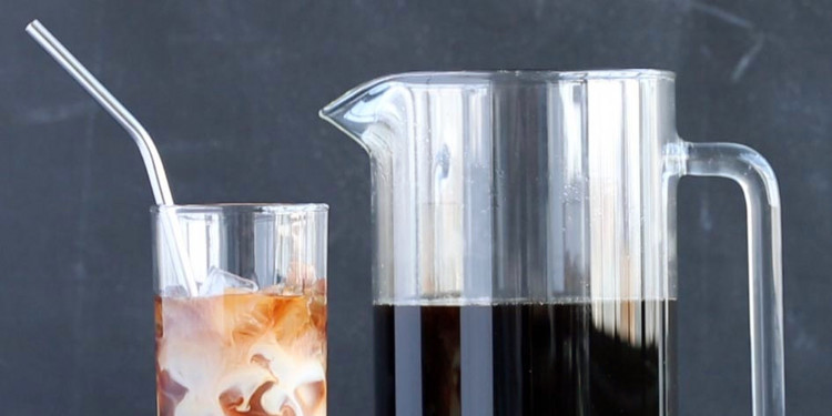 Best ideas about DIY Cold Brew Coffee . Save or Pin DIY Cold Brew Coffee Recipe & Video Now.