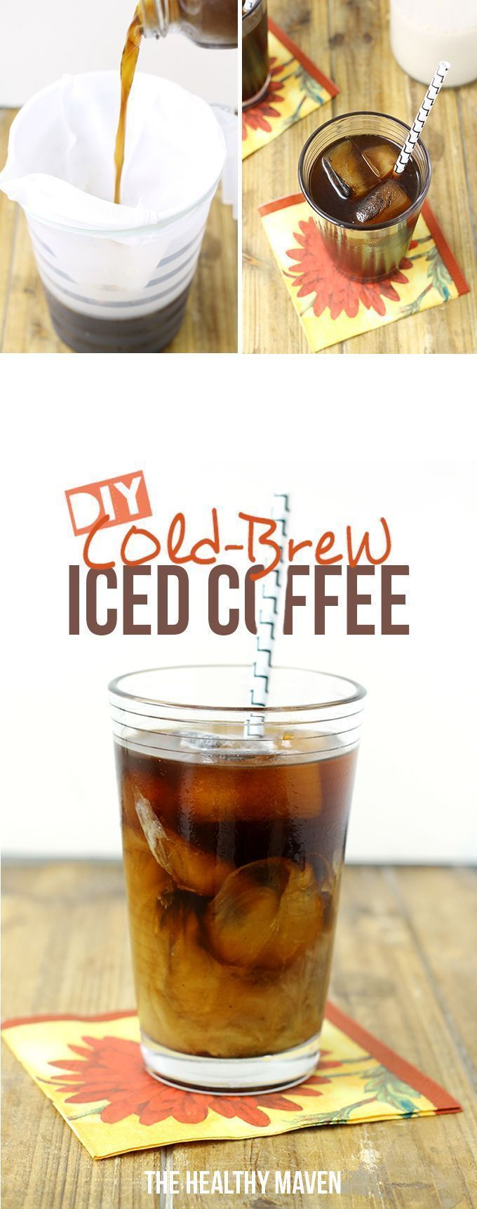 Best ideas about DIY Cold Brew Coffee . Save or Pin DIY Cold Brew Iced Coffee Recipe Now.