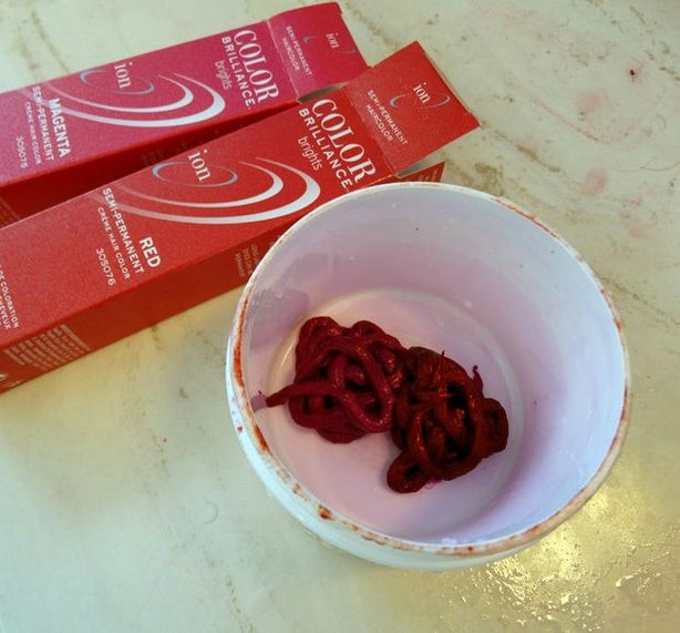 Best ideas about DIY Color Depositing Conditioner . Save or Pin Maintaining Vibrant Red Hair 4 Now.