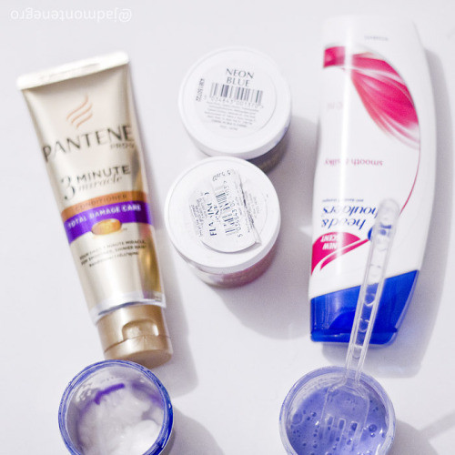 Best ideas about DIY Color Depositing Conditioner . Save or Pin DIY Purple Shampoo and Toning Conditioner For Now.
