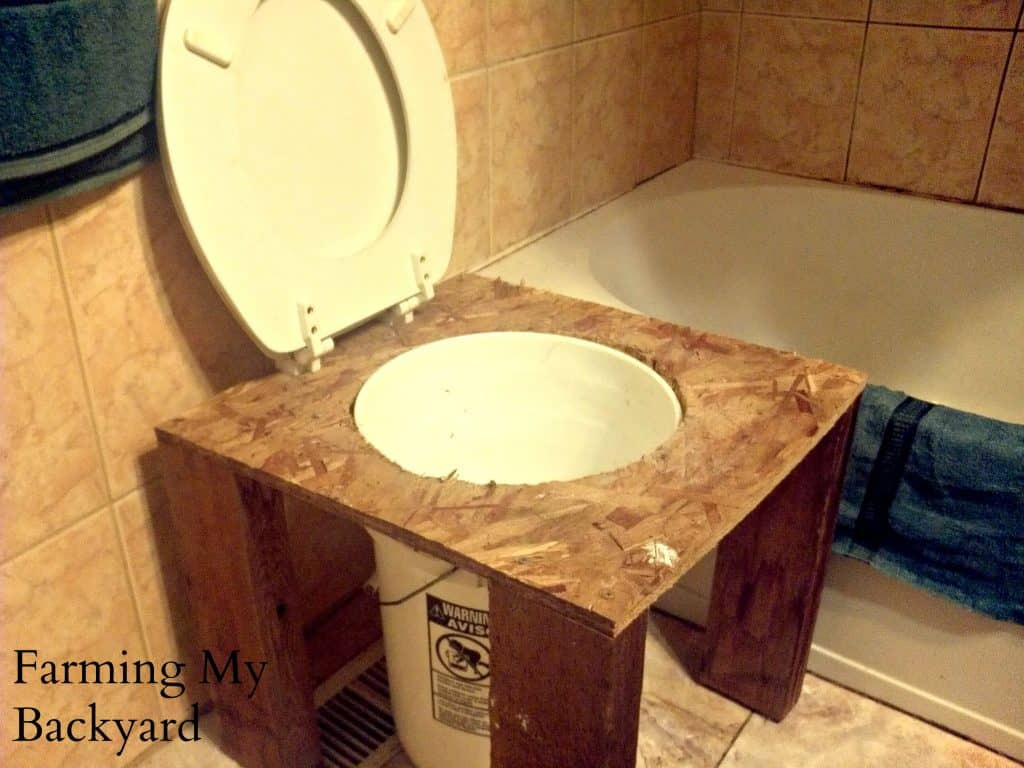 Best ideas about DIY Composting Toilet . Save or Pin How To Make Your Own DIY posting Toilet Farming My Now.