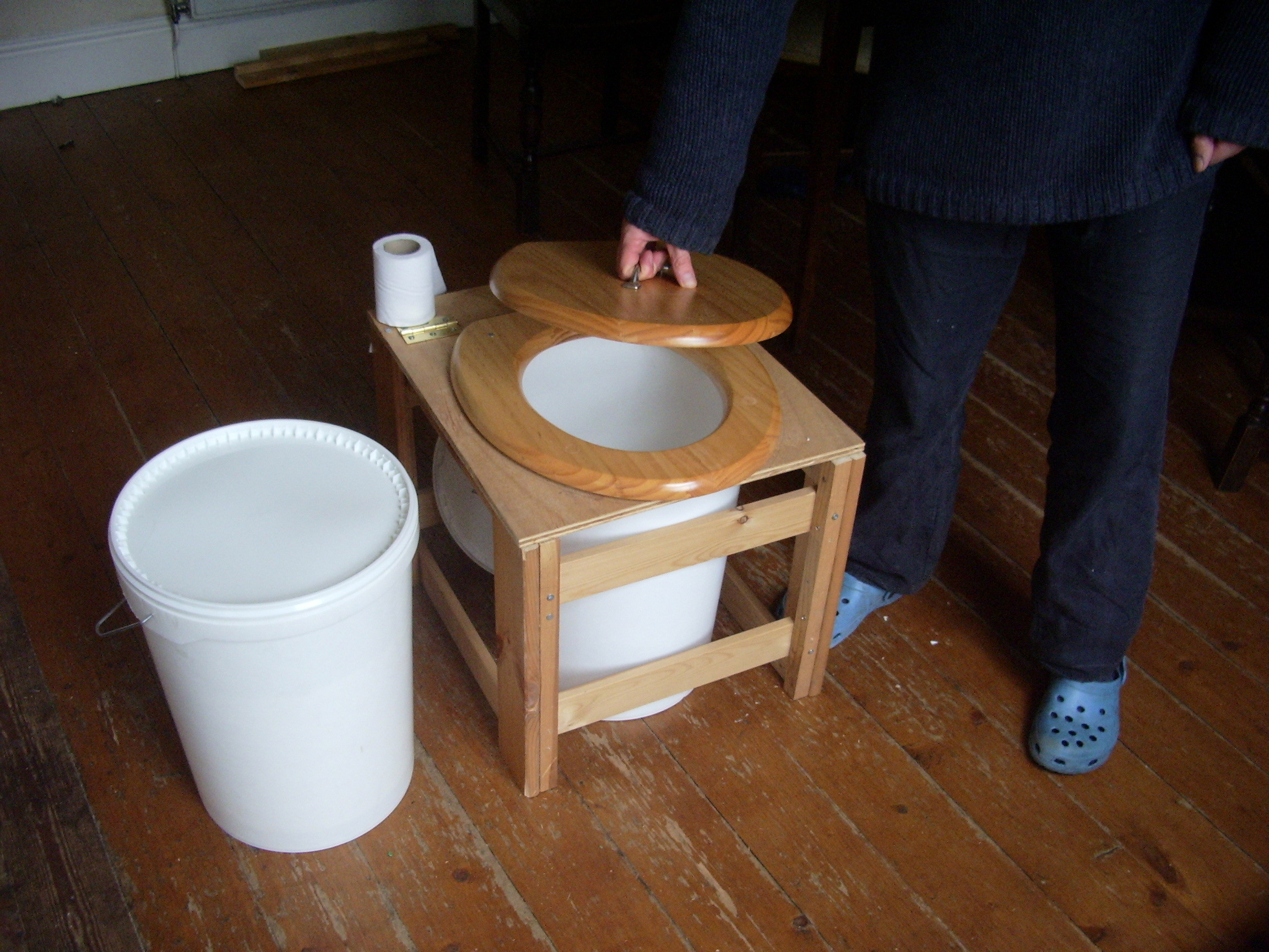 Best ideas about DIY Composting Toilet . Save or Pin the mellow fellow goes for a ride diy posting toilets Now.