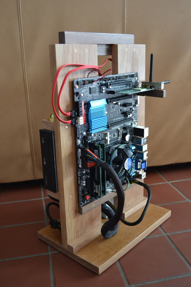 Best ideas about DIY Computer Case . Save or Pin Build Wood puter Case Plans Free Download Now.