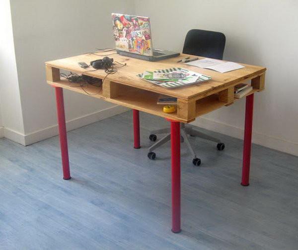 Best ideas about DIY Computer Desks . Save or Pin 15 DIY puter Desk Ideas & Tutorials for Home fice Now.