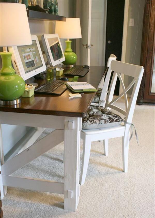 Best ideas about DIY Computer Desks . Save or Pin 13 Elegant and Simple DIY puter Desk Now.