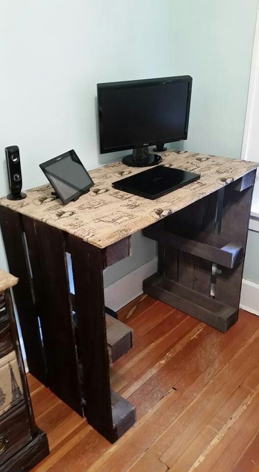 Best ideas about DIY Computer Desks . Save or Pin Creative DIY puter Desk Ideas For Your Home DIY Ideas Now.