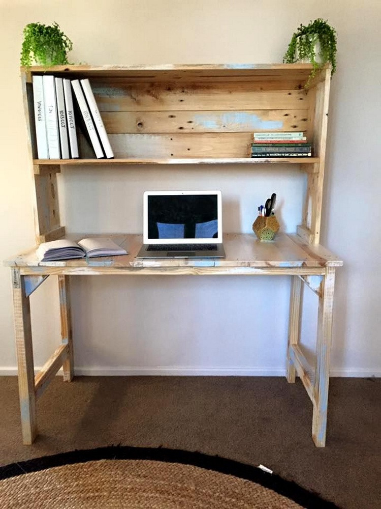 Best ideas about DIY Computer Desks . Save or Pin DIY puter Desk Ideas Space Saving Awesome Picture Now.