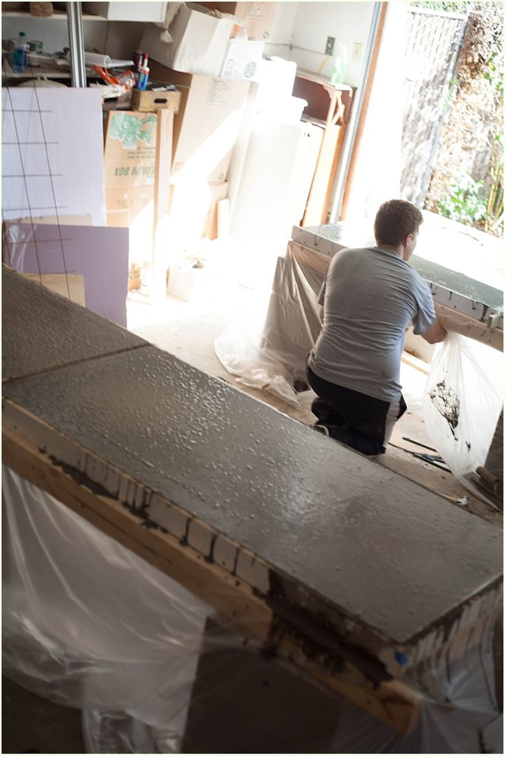 Best ideas about DIY Concrete Countertops Cost . Save or Pin 17 Best ideas about Concrete Countertops Cost on Pinterest Now.