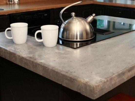 Best ideas about DIY Concrete Countertops Cost . Save or Pin Encimeras de cemento para la cocina Now.