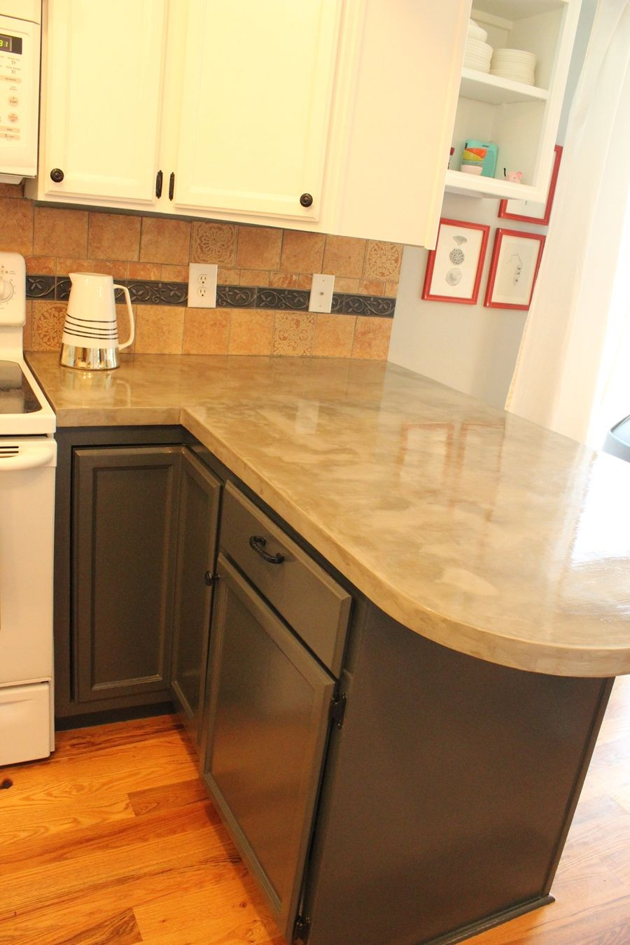 Best ideas about DIY Concrete Countertops Cost . Save or Pin What is the True Kitchen Remodeling Cost Now.