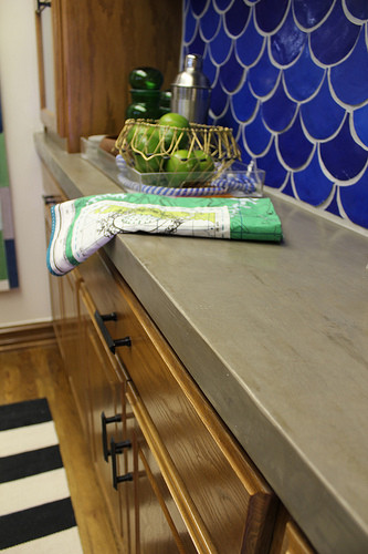 Best ideas about DIY Concrete Countertops Over Laminate . Save or Pin 10 Great Options for Kitchen Counters Now.