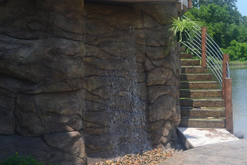 Best ideas about DIY Concrete Retaining Wall . Save or Pin Hometalk Now.