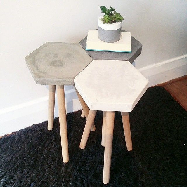 Best ideas about DIY Concrete Tables . Save or Pin 25 best ideas about Concrete table on Pinterest Now.