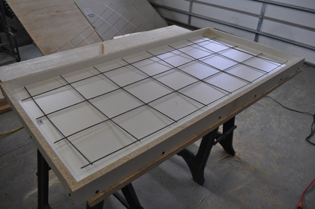 Best ideas about DIY Concrete Tables . Save or Pin DIY Concrete Tabletop Bob Vila Now.