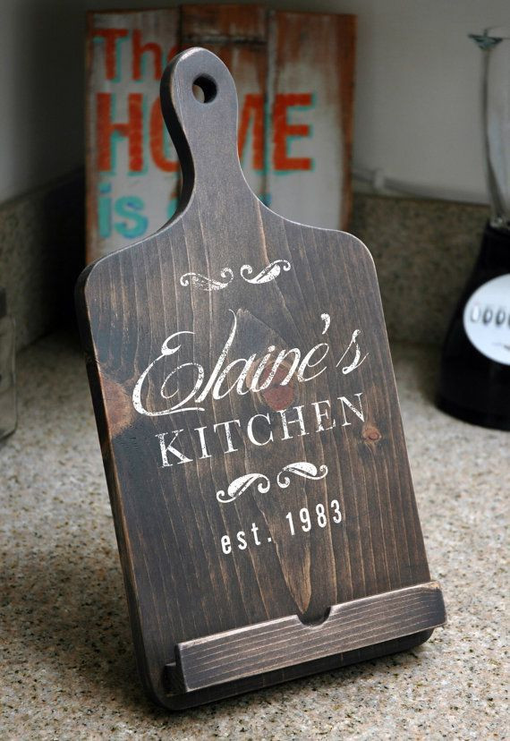 Best ideas about DIY Cookbook Stand . Save or Pin Best 25 Cookbook Holder ideas on Pinterest Now.