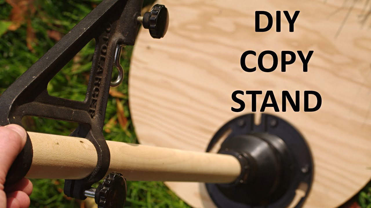 Best ideas about DIY Copy Stand . Save or Pin DIY graphic Copy and Reproduction Stand from Plywood Now.