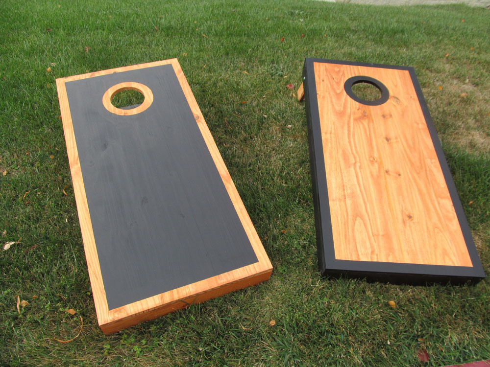 Best ideas about DIY Cornhole Plans . Save or Pin DIY Cornhole Boards DIY Done Right Now.