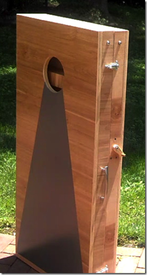 Best ideas about DIY Cornhole Plans . Save or Pin Over Engineered Cornhole Boards with Twine Measuring Now.