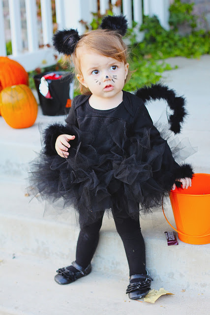 Best ideas about DIY Costume For Cats . Save or Pin KIDS DIY black cat costume Really Awesome Costumes Now.