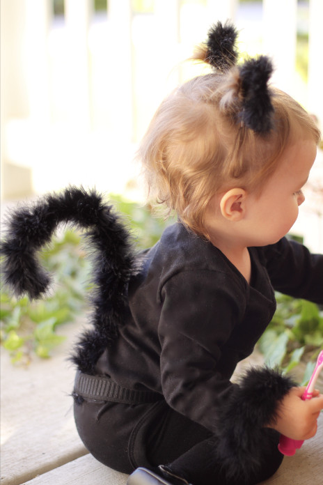 Best ideas about DIY Costume For Cats . Save or Pin do it yourself divas DIY Black Cat Costume Now.