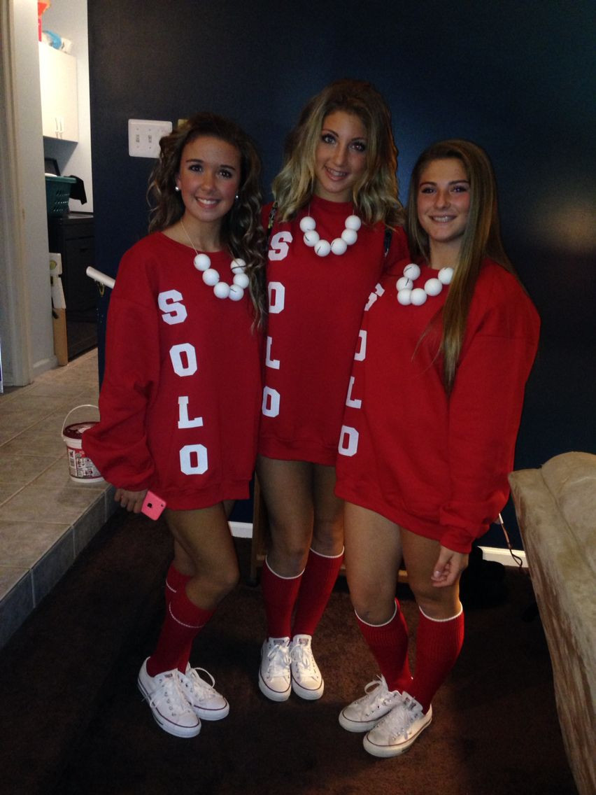 Best ideas about DIY Costumes 2019 . Save or Pin Red Solo Cup costumes DIY Now.
