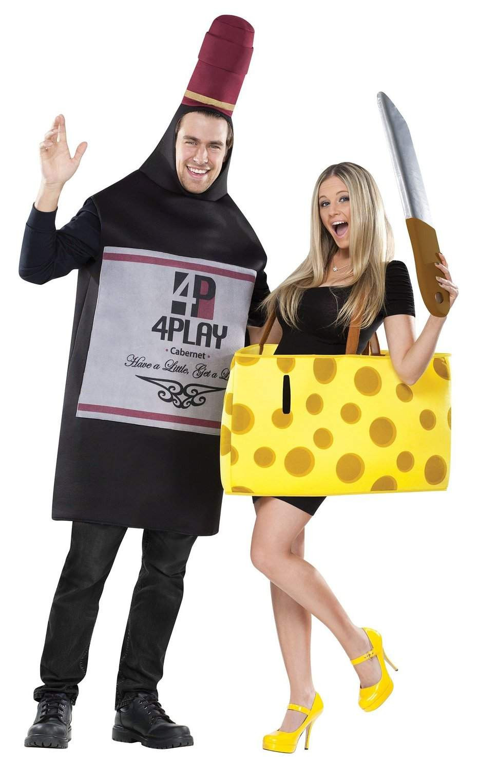 Best ideas about DIY Costumes For Couples . Save or Pin Top 10 Best Halloween Costumes for Couples Now.