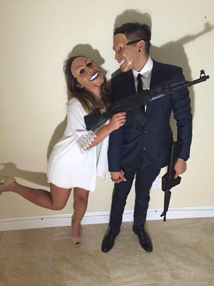 Best ideas about DIY Costumes For Couples . Save or Pin 35 CRAZY COUPLES HALLOWEEN COSTUME INSPIRATIONS Now.