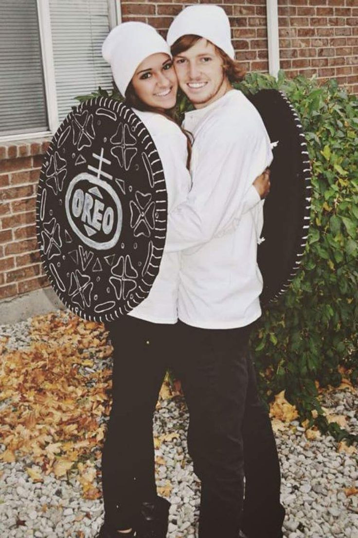Best ideas about DIY Costumes For Couples . Save or Pin 40 Oh So Innovative DIY Couple Halloween Costume Ideas Now.