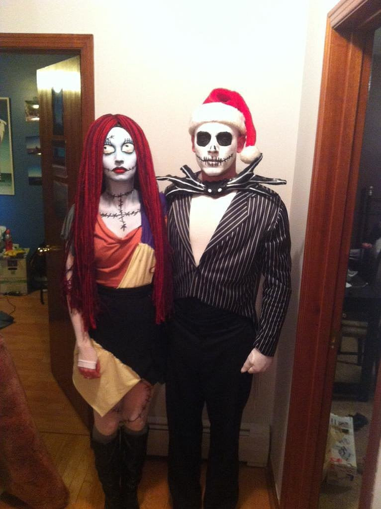 Best ideas about DIY Costumes For Couples . Save or Pin Cheap DIY Couples Halloween Costumes Now.