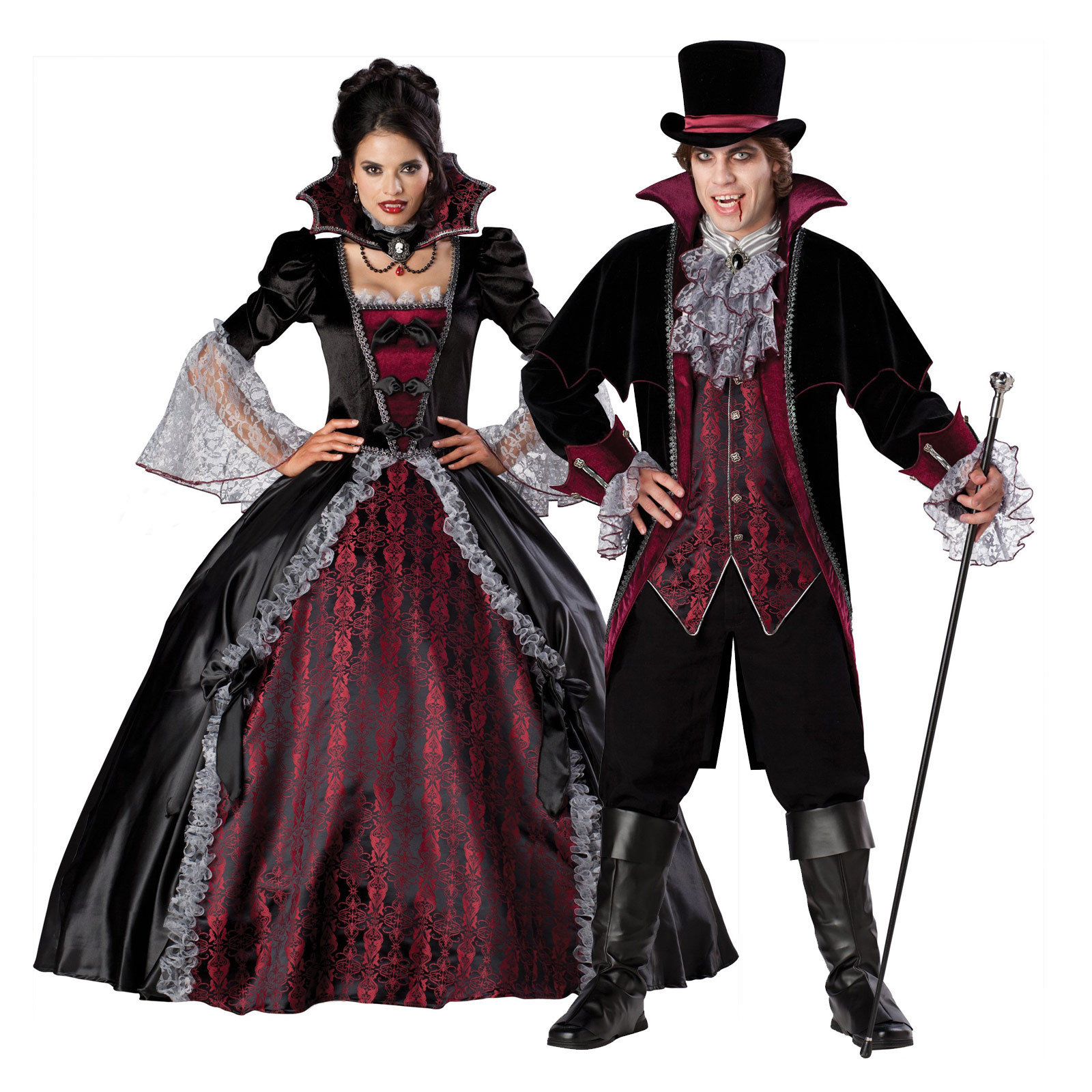 Best ideas about DIY Costumes For Couples . Save or Pin 35 Couples Halloween Costumes Ideas InspirationSeek Now.