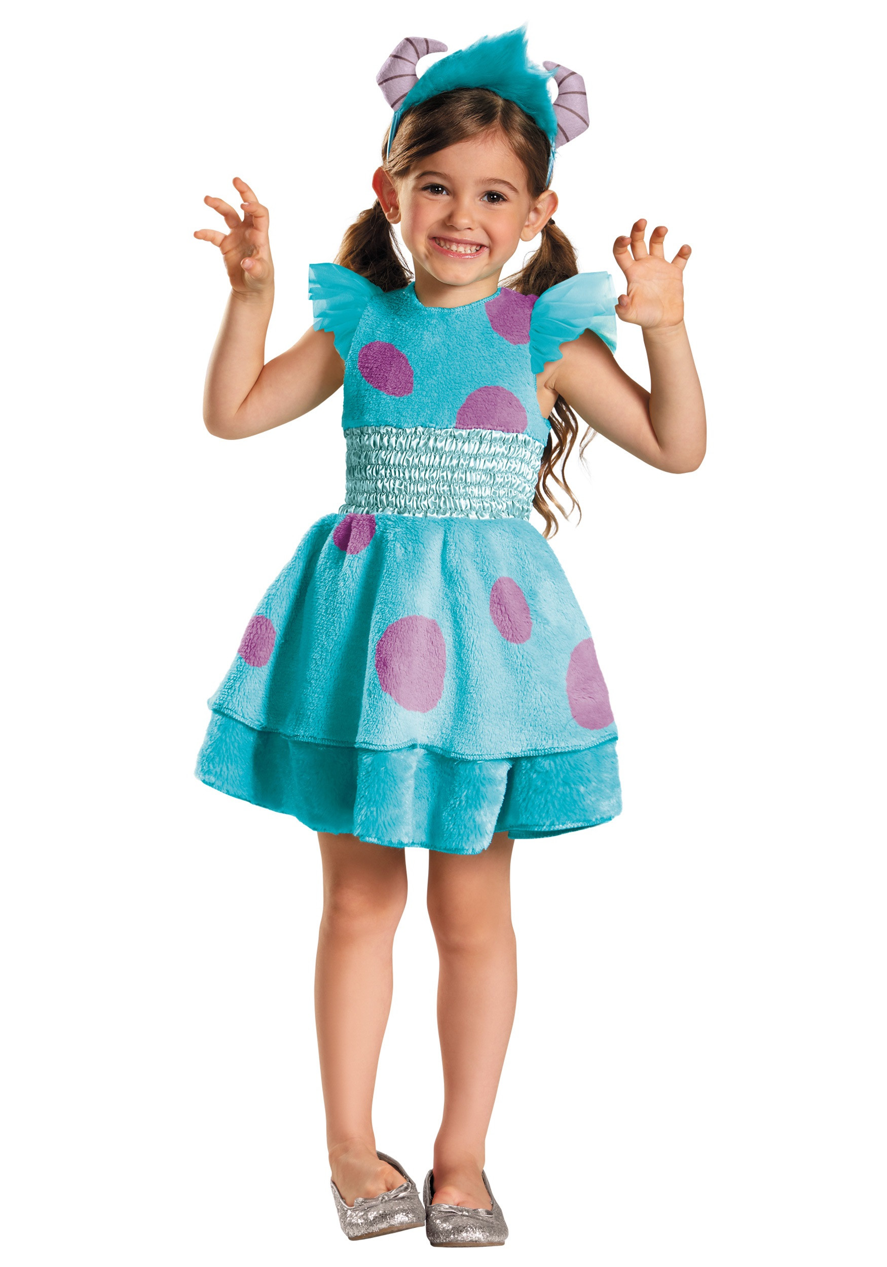 Best ideas about DIY Costumes For Girls . Save or Pin Sulley Girl Deluxe Costume Now.