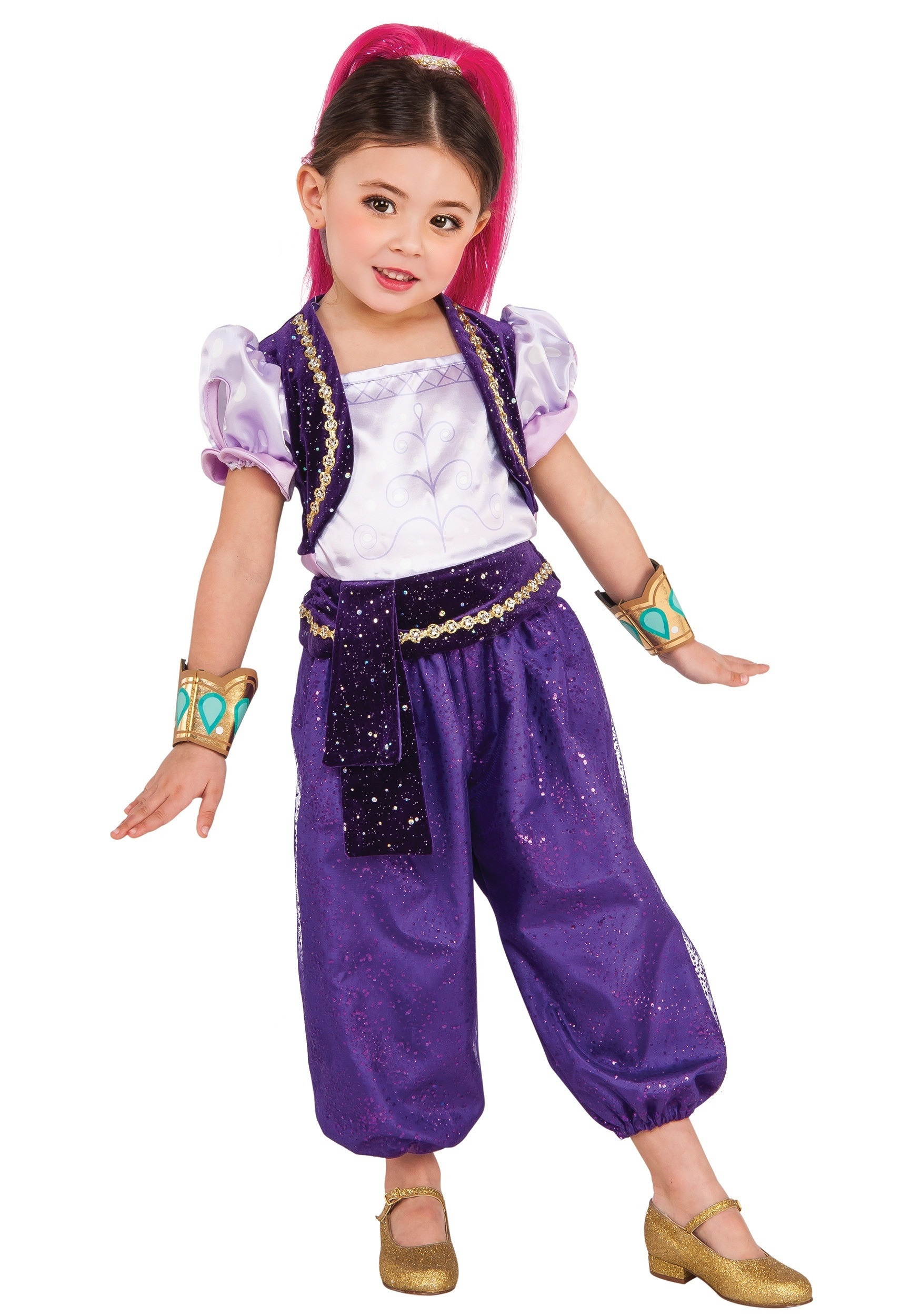Best ideas about DIY Costumes For Girls . Save or Pin Girls Deluxe Shimmer Costume Now.