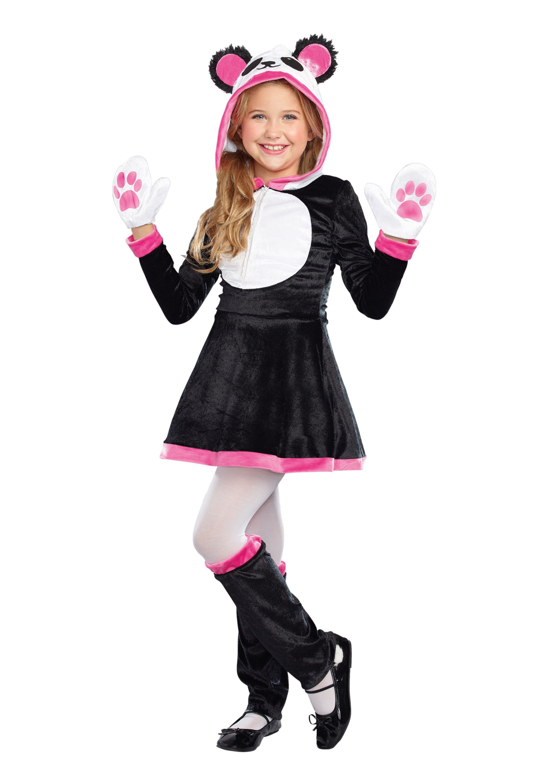 Best ideas about DIY Costumes For Girls . Save or Pin Girls Panda Cutie Costume Now.