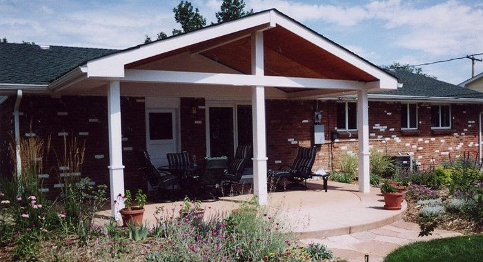 Best ideas about DIY Covered Patio Plans . Save or Pin DIY Covered Patio – Parr Lumber Now.