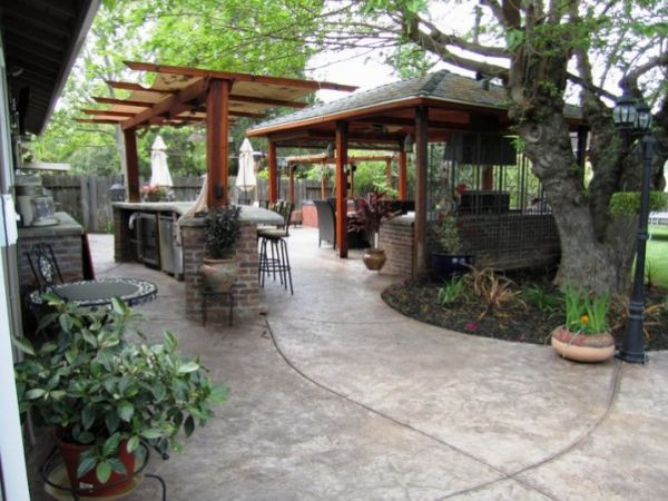 Best ideas about DIY Covered Patio Plans . Save or Pin 12 DIY Inspiring Patio Design Ideas Now.